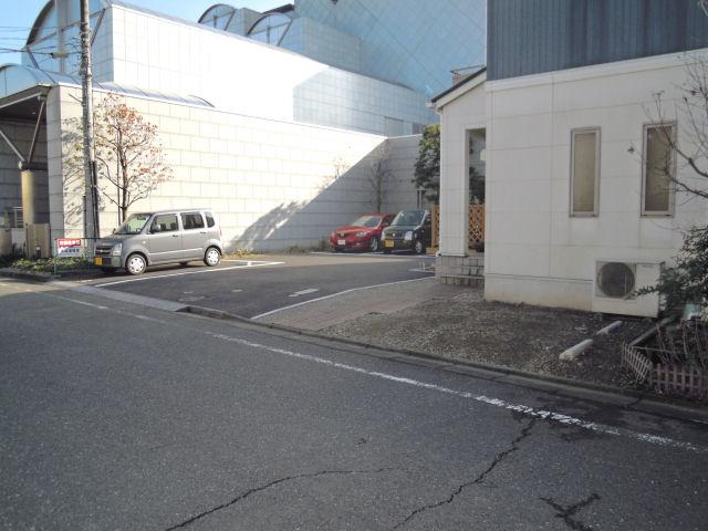 内田駐車場の写真