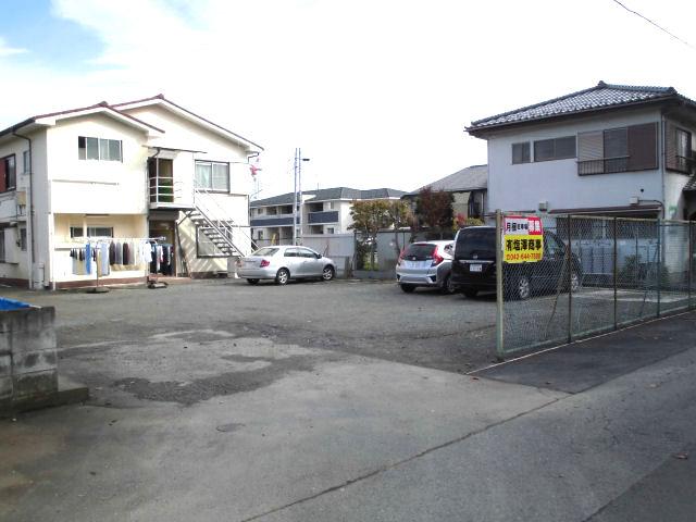 須崎荘駐車場の写真