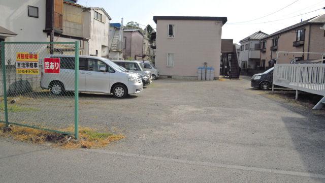 石森駐車場の写真