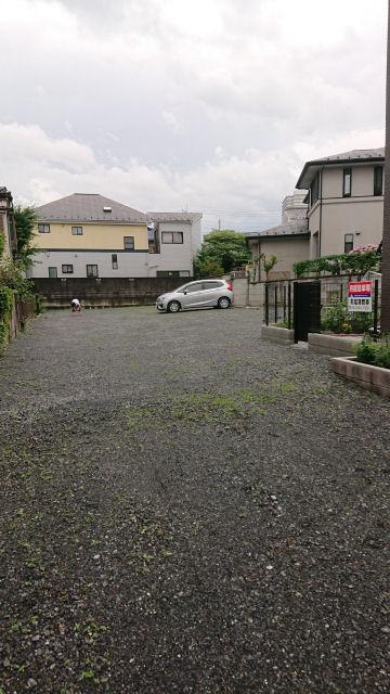 山内駐車場の写真