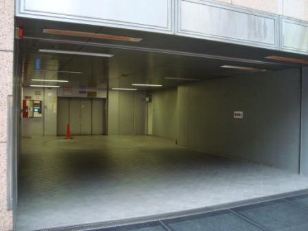 比留間ビル駐車場の写真