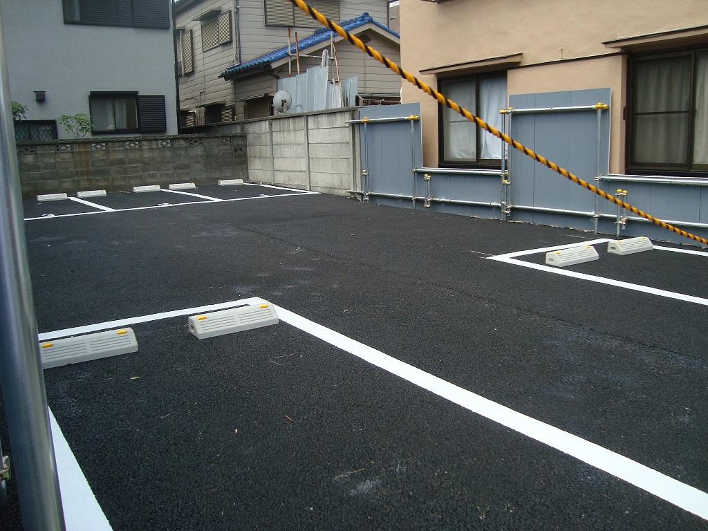 長谷部第5駐車場の写真