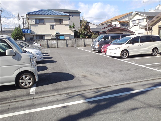奥田元横山駐車場の写真