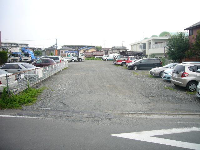 田代重光第3駐車場の写真